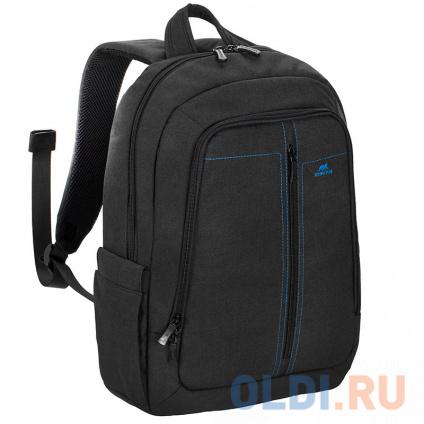 """Фото «Рюкзак для ноутбука 15.6"""" Riva 7560 полиэстер черный» в Москве"""