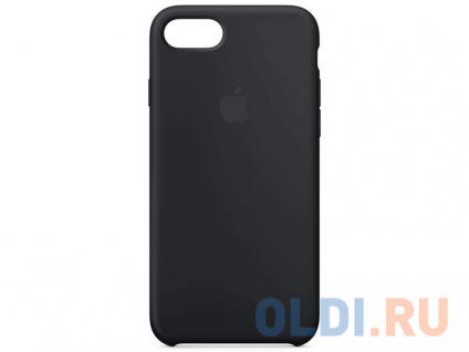 Фото «Накладка Apple MQGK2ZM/A для iPhone 7 iPhone 8 чёрный» в Москве