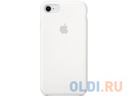 Фото «Накладка Apple Silicone Case для iPhone 8 iPhone 7 белый MQGL2ZM/A» в Нижнем Новгороде