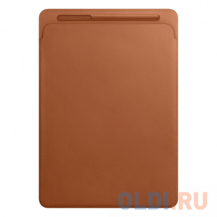 "Фото «Чехол для планшета Apple Leather Sleeve для iPad Pro 12.9"" - Saddle Brown» в Москве"