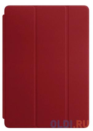 Фото «Чехол для планшета Apple Leather Smart Cover для iPadPro 10.5 Red красный» в Москве