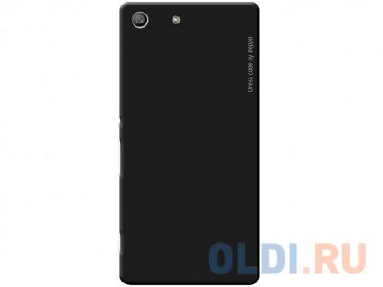 Фото «Чехол-накладка для Sony Xperia M5 Deppa Air Case 83205 Black» в Новосибирске