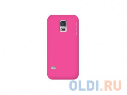 Фото «Чехол-накладка для Samsung Galaxy S5 mini Deppa Air Case 83111 Pink» в Санкт-Петербурге