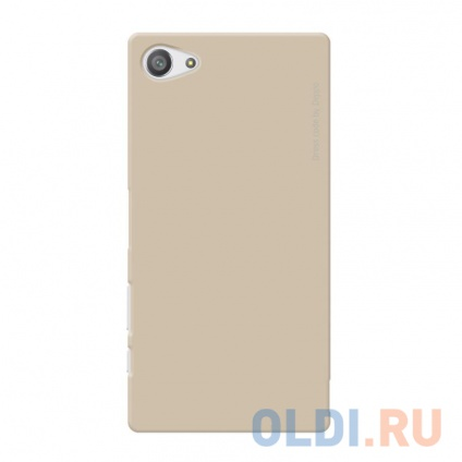 Фото «Чехол-накладка для Sony Xperia Z5 Compact Deppa Air Case 83216 Gold» в Москве