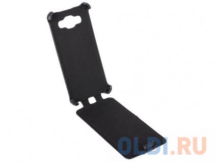 Фото «Чехол LP для Samsung Galaxy A5 раскладной кожа черный 0L-00000757» в Ростове-на-Дону