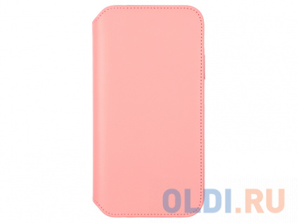 Фото «Чехол-книжка для iPhone X Apple Leather Folio Pink» в Новосибирске
