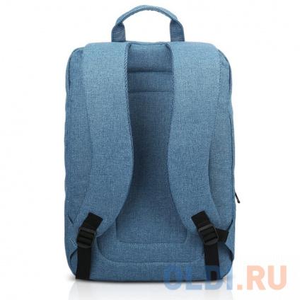 """Фото «Рюкзак для ноутбука 15.6"""" Lenovo B210 синий полиэстер (GX40Q17226)» в Екатеринбурге"""