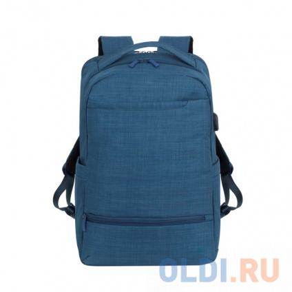 "Фото «Рюкзак для ноутбука 17.3"" Riva 8365 полиэстер синий» в Нижнем Новгороде"