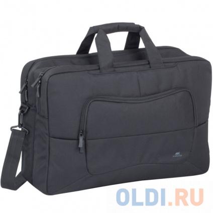 "Фото «Сумка для ноутбука 17.3"" RivaCase 8455 black» в Москве"