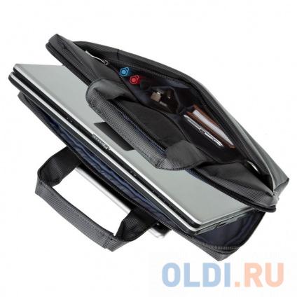 """Фото «Сумка для ноутбука 13"""" Riva 8221 полиэстер черный» в Новосибирске"""