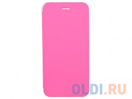 Фото «Чехол Book Case для IPhone 6/7/8, экокожа, розовый, BoraSCO» в Санкт-Петербурге