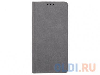Фото «Чехол Book Case для Samsung Galaxy A6, экозамша, серый, BoraSCO» в Санкт-Петербурге
