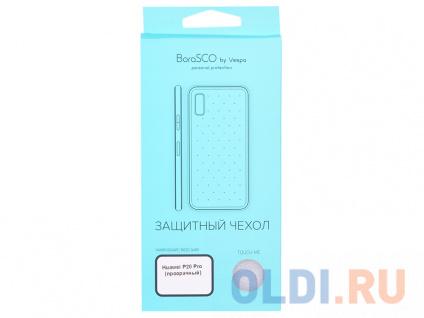 Фото «Чехол силиконовый BoraSCO 0,5 мм для Huawei P20 Pro (прозрачный)» в Ростове-на-Дону