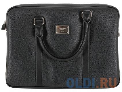 """Фото «Сумка для ноутбука Continent CM-122 Black до 15.6"""" (Черный, эко кожа)» в Нижнем Новгороде"""