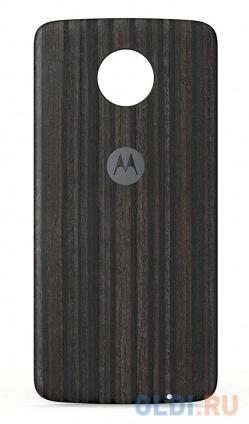 Фото «Сменная панель MOTO Z Style CAP (ASMCAPCHAHEU)/ Charcoal Ash Wood» в Москве