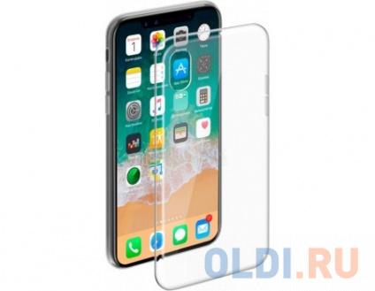 Фото «Чехол Deppa Gel Case для Apple iPhone X/XS, прозрачный» в Нижнем Новгороде