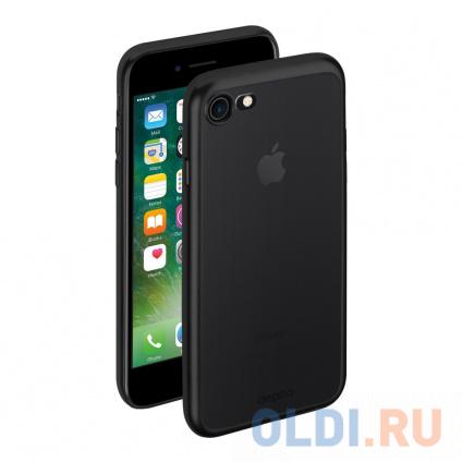 Фото «Чехол Deppa Gel Plus Case матовый для Apple iPhone 7/8, черный» в Нижнем Новгороде