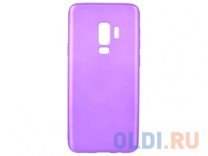 Фото «Чехол Deppa Case Silk для Samsung Galaxy S9+, фиолетовый металлик» в Нижнем Новгороде