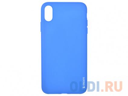 Фото «Чехол Deppa Gel Color Case для Apple iPhone XS Max, синий» в Нижнем Новгороде