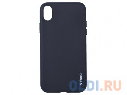 Фото «Чехол Deppa Gel Color Case для Apple iPhone XR, черный» в Екатеринбурге