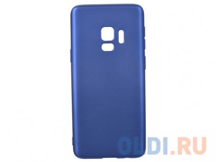 Фото «Чехол-накладка для Samsung Galaxy S9 Deppa Case Silk Blue» в Новосибирске