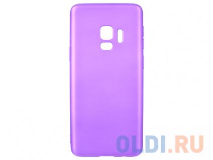 Фото «Чехол Deppa Case Silk для Samsung Galaxy S9, фиолетовый металлик» в Санкт-Петербурге