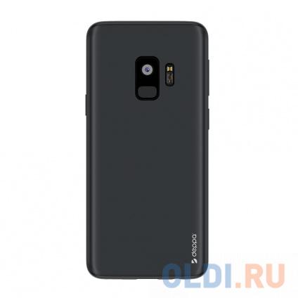 Фото «Чехол-накладка для Samsung Galaxy S9 Deppa Air Case Black» в Екатеринбурге