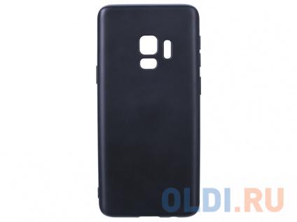 Фото «Чехол Deppa Case Silk для Samsung Galaxy S9, черный металлик» в Санкт-Петербурге