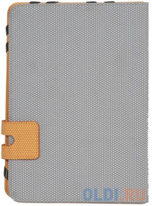 """Фото «Чехол для планшета Defender Favo uni 10.1"""" серый + оранжевый, с карманом» в Новосибирске"""
