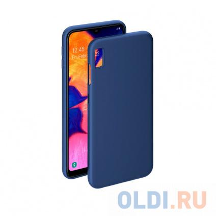 Фото «Чехол Deppa Gel Color Case для Samsung Galaxy A10 (2019), синий» в Екатеринбурге