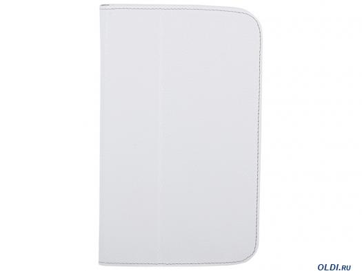 """Фото «Чехол-книжка для Samsung Galaxy Tab4 7"""" Jet.A SC7-26 White Gray» в Москве"""