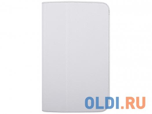 """Фото «Чехол-книжка для Samsung Galaxy Tab4 8"""" Jet.A SC8-26 White Gray» в Санкт-Петербурге"""