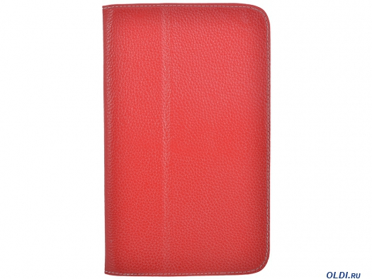 "Фото «Чехол-книжка для Samsung Galaxy Tab4 8"" Jet.A SC8-26 Red Gray» в Екатеринбурге"