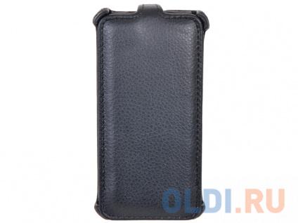 Фото «Чехол-книжка для Highscreen Omega Prime mini iBox Premium Black» в Екатеринбурге