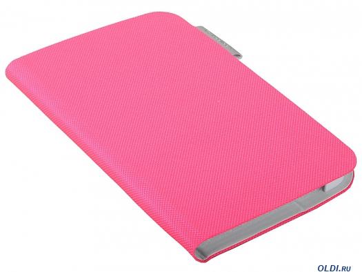 Фото «Чехол-книжка для Samsung Galaxy Tab 3 7'' Logitech Folio Fantasy Pink» в Москве