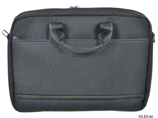 "Фото «Сумка для ноутбука Continent CC-045 Grey до 15,6""-16"" (серый, нейлон/пвх, 41,5 x 30,5 x 8 см.)» в Нижнем Новгороде"