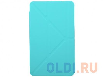 "Фото «Чехол-книжка для Samsung Galaxy Tab4 8"" IT BAGGAGE Hard Case Turquoise» в Санкт-Петербурге"