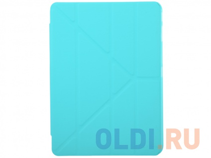 "Фото «Чехол-книжка для Samsung Galaxy Tab4 10.1"" IT BAGGAGE Hard Case Turquoise» в Екатеринбурге"