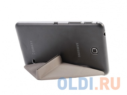 "Фото «Чехол-книжка для Samsung Galaxy Tab4 8"" IT BAGGAGE Hard Case Black» в Новосибирске"