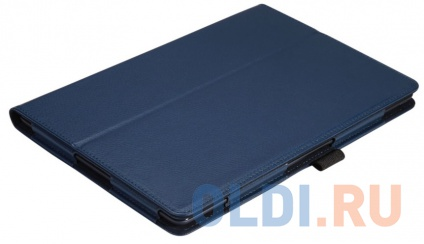 "Фото «Чехол-книжка для Lenovo IdeaTab A10-70 (A7600) 10"" IT BAGGAGE Blue» в Новосибирске"