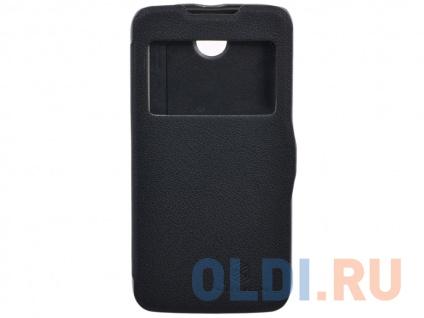 Фото «Чехол-книжка для Lenovo A516 Nillkin Fresh Series Leather Case Black» в Санкт-Петербурге
