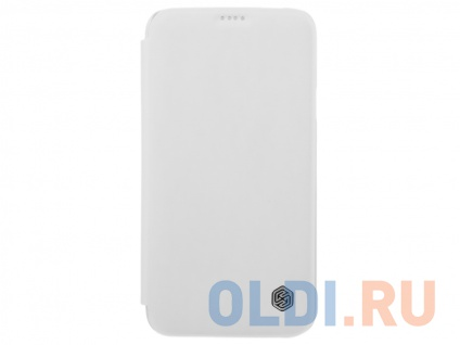 Фото «Чехол-книжка для Samsung Galaxy S5 (G900) Nillkin Rain Series Leather Case White» в Ростове-на-Дону