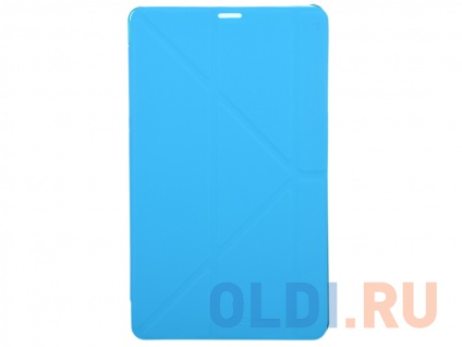 "Фото «Чехол-книжка для Samsung Galaxy TabS 8.4"" IT BAGGAGE Hard Case Blue» в Москве"