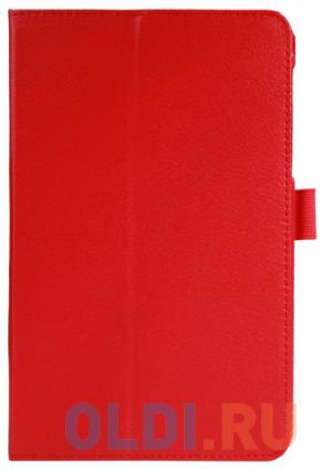 "Фото «Чехол-книжка для Lenovo IdeaTab A8-50 (A5500) 8"" IT BAGGAGE Red» в Москве"