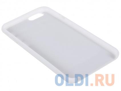 Фото «Чехол-накладка для Apple iPhone 6 Ozaki 0.3 + Pocket White» в Санкт-Петербурге