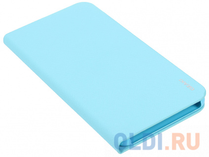 Фото «Чехол-книжка для iPhone 6 Plus Ozaki O!coat 0.4+Folio Blue» в Москве