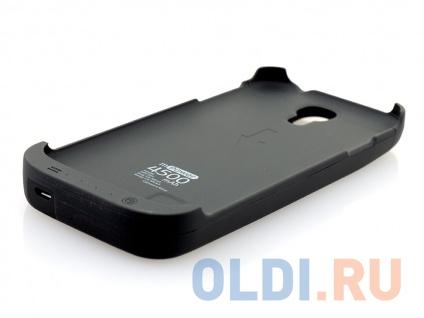 Фото «Чехол-аккумулятор для Samsung Galaxy S4 Gmini mPower Case MPCS45 Black» в Москве
