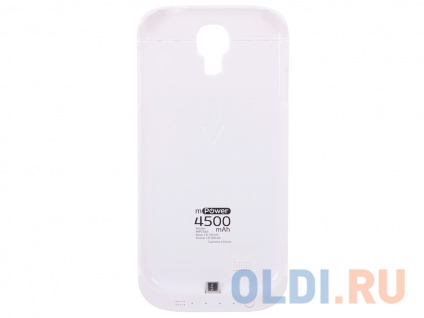 Фото «Чехол-аккумулятор для Samsung Galaxy S4 Gmini mPower Case MPCS45 White» в Новосибирске