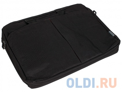 """Фото «Сумка для ноутбука Defender Iota 15""""-16"""" черный, органайзер, карман» в Новосибирске"""