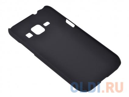 Фото «Чехол-накладка для Samsung Galaxy J1 DF sSlim-19 Black» в Москве